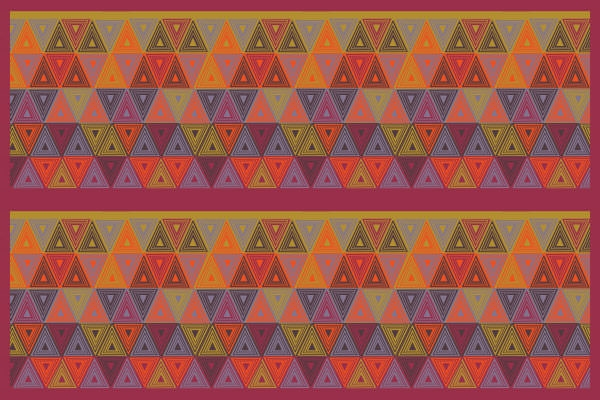 kaffe-triangle-pattern
