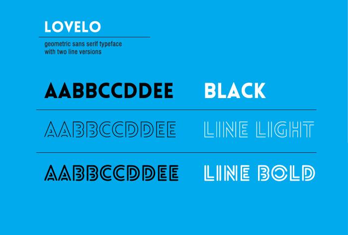 lovelo-font