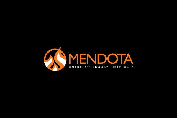 mendota flame logo