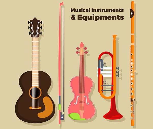 musical-instruments-and-equipments