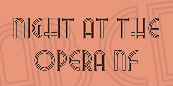 night-at-the-opera-nf-font