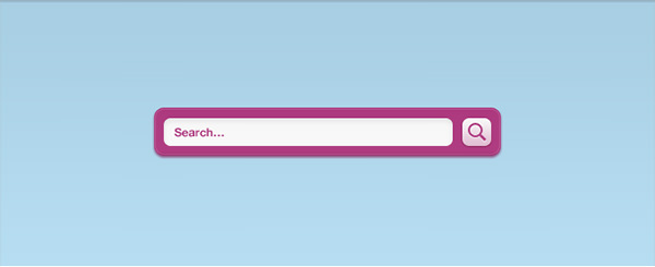 pink-vibrant-search-field-interface