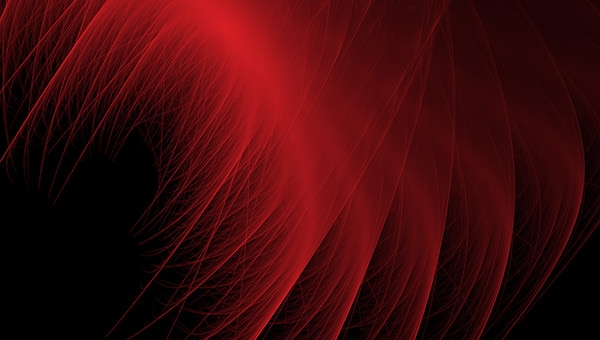 red feather textured backgroundjpg