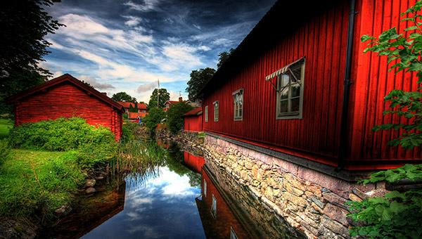 red-village
