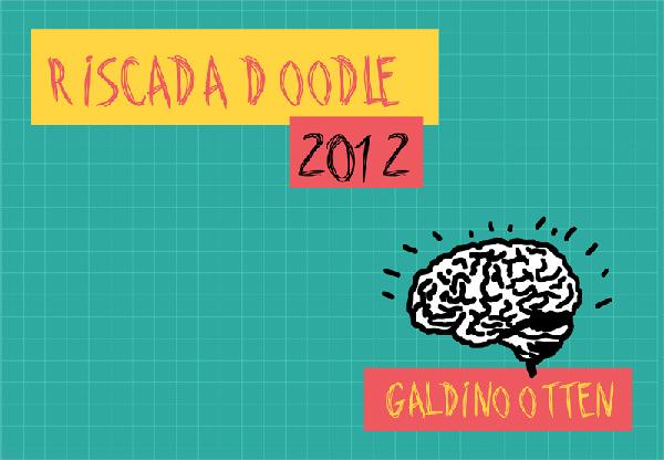 riscada_doodle font