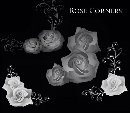rose_corners-brushes