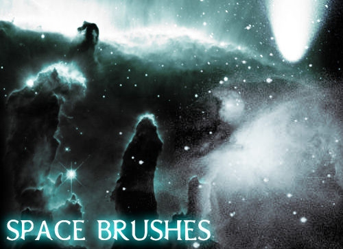 space-photoshop-brushes
