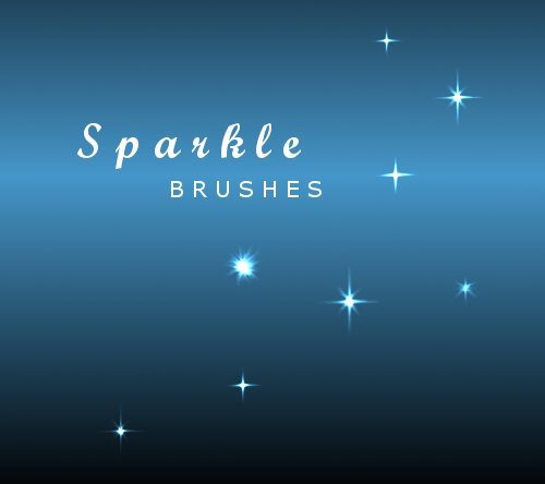 sparkle_brushes for free photoshop