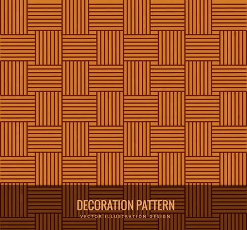 striped vintage decoration pattern