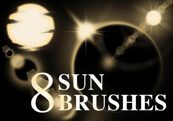 sun brushes