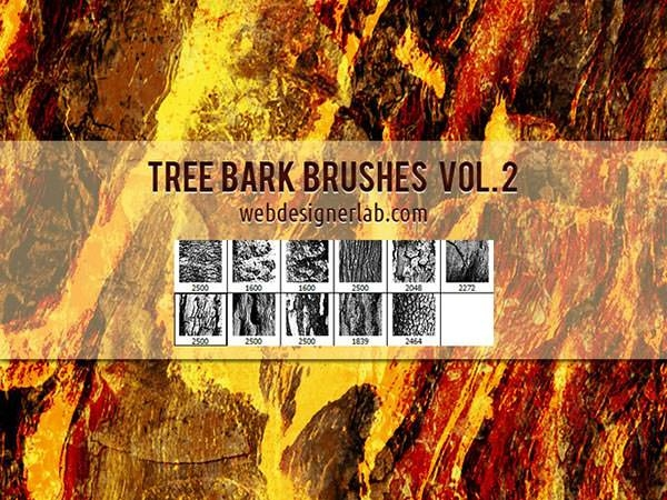 tree-bark--brushes