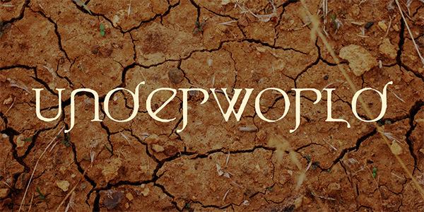 underworld-font