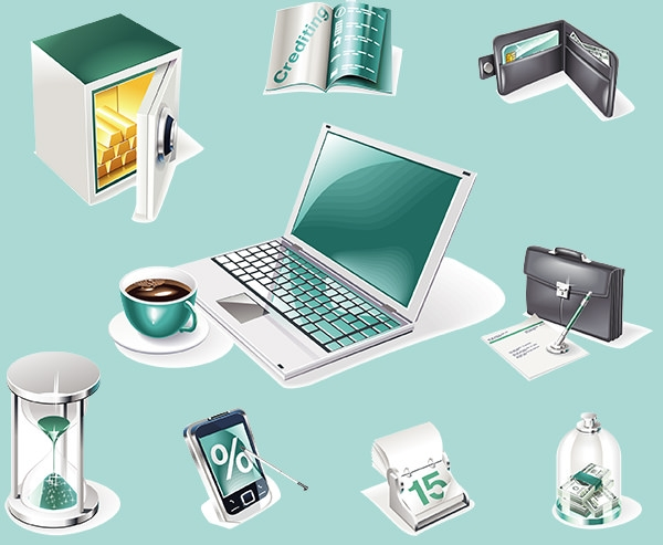 3D-Financial-and-Business-Web-Icons