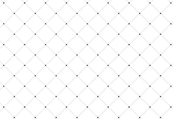 Abstract Seamless White Pattern