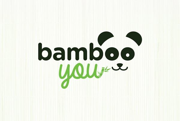 Bamboo You Logo Design