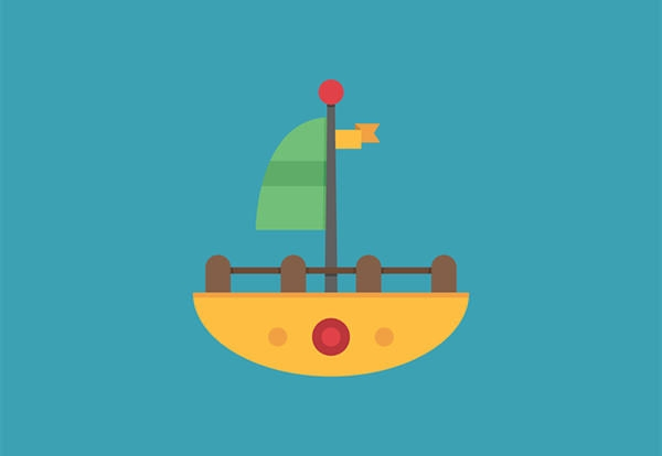 Best Sailing Boat Logo