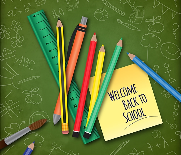 Books-and-School-Items-Background