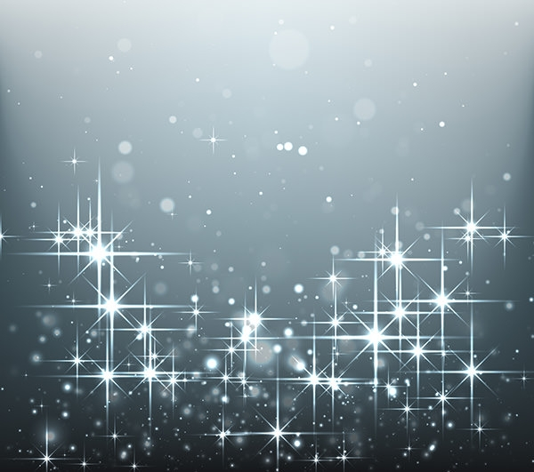 Bright-Stars-on-Silver-Background