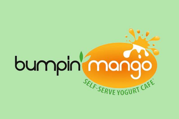 Bumpin Mango Logo Design