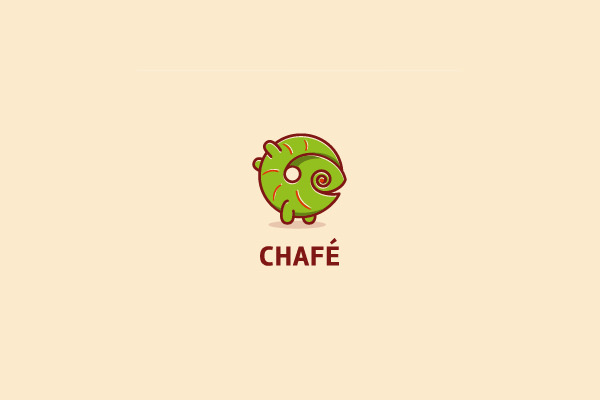 Chafe Logo Design