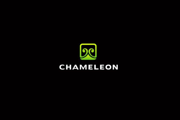 Chameleon Logo Designs for Inspiration