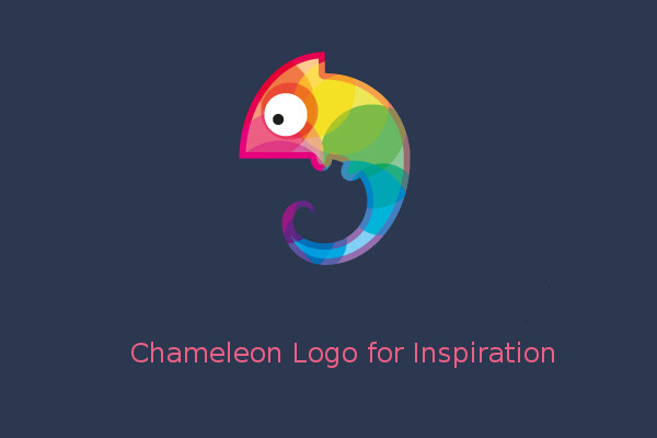Chameleon Logo for Inspiration