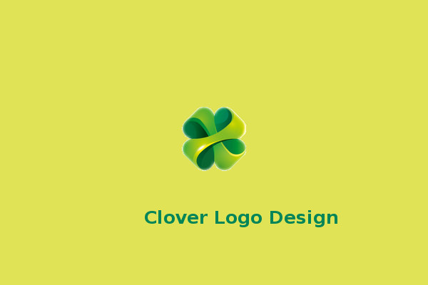 Clover logo design for Inspiration
