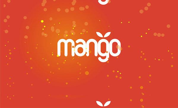 Colorful Mango Logo Design