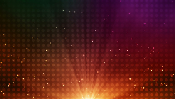 Colorful Worship Background