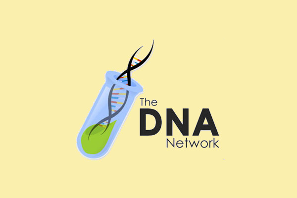 DNA Testing Logo for Chemical Labs