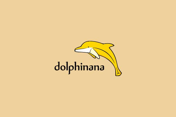Dolphinana Logo