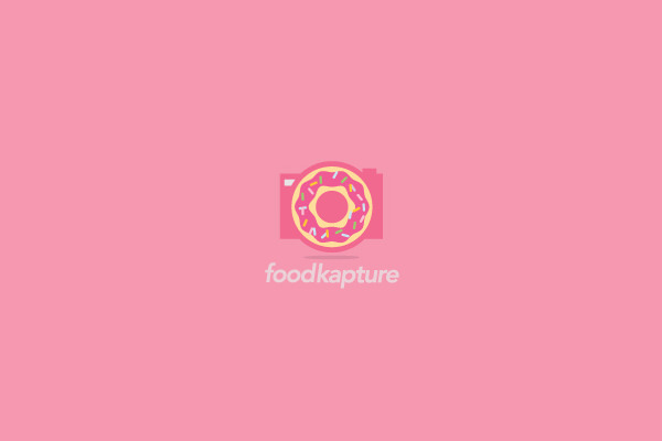 Donut Logo Design for Inspiration