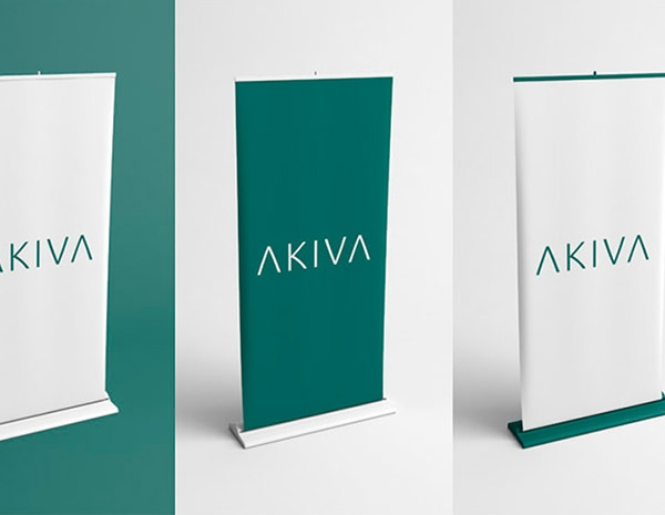 Download Fully Editable Rollup Banner Mockup