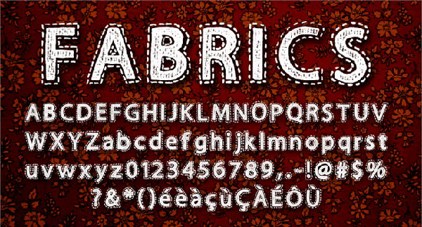free 15  best stitch fonts in ttf