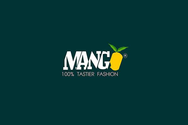 Fashionable Mango Logo Design