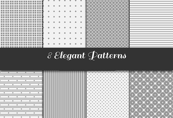 Free Elegant Geometric Patterns