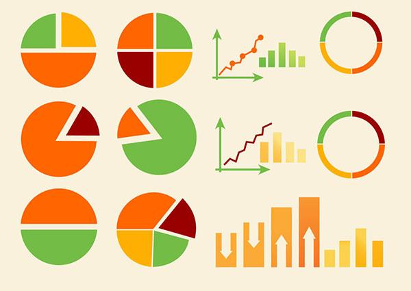 FreeVector-Stats-Vectors
