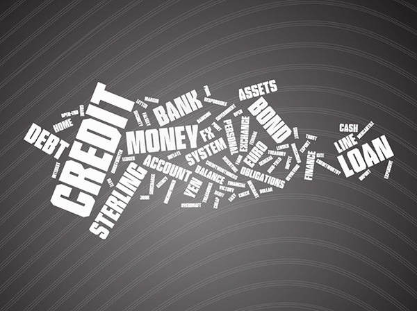 FreeVector-Tumbling-Finance-Text-Design