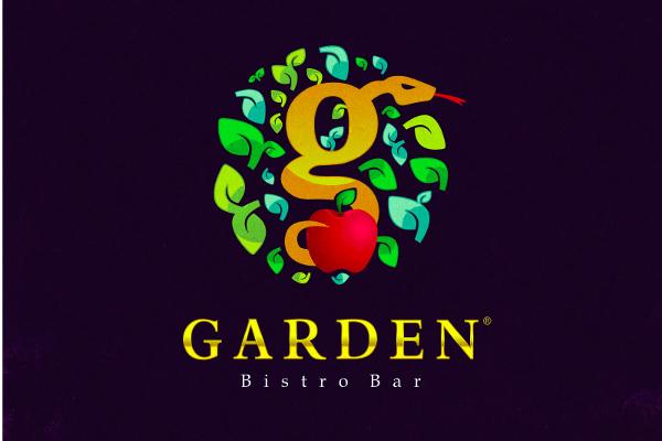 Garden Bistro Bar Logo