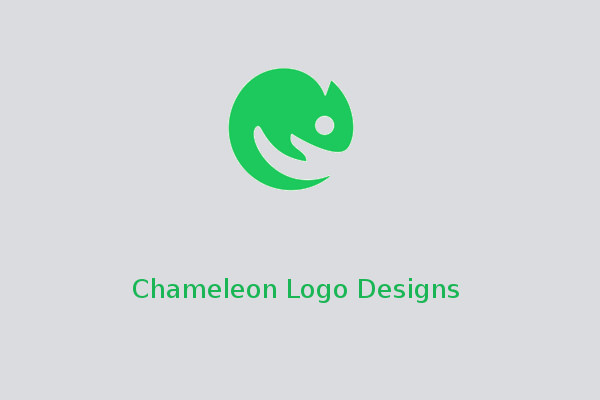 Inspirational Chameleon Logo Designs for Creative Designers