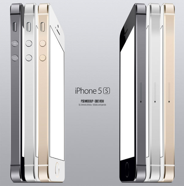Iphone-5S-Side-View-PSD