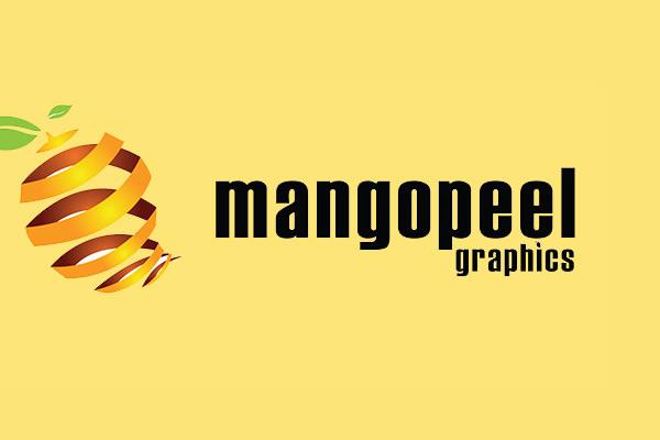 Mango Peel Logo Design