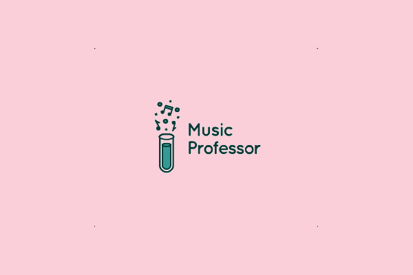 Music Professor Tech Lab Logo