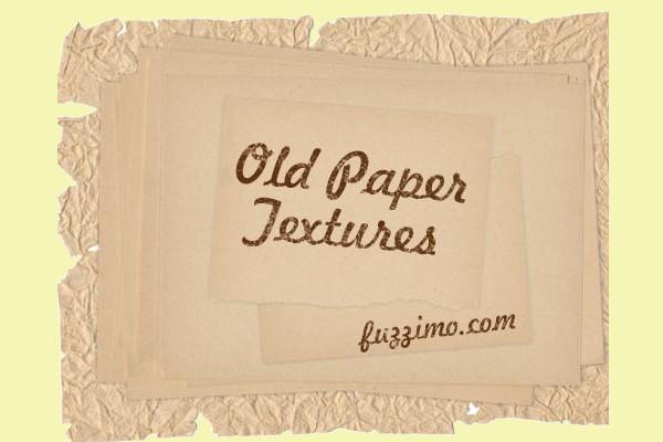Old Torn Paper textures