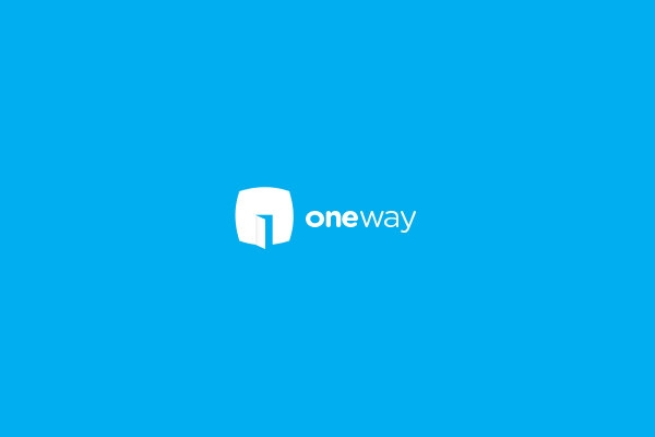 One-way-Logo-Design