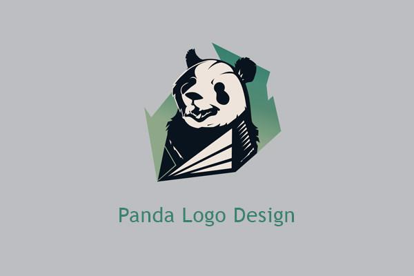 10+ Inspirational Panda Logo Designs | FreeCreatives