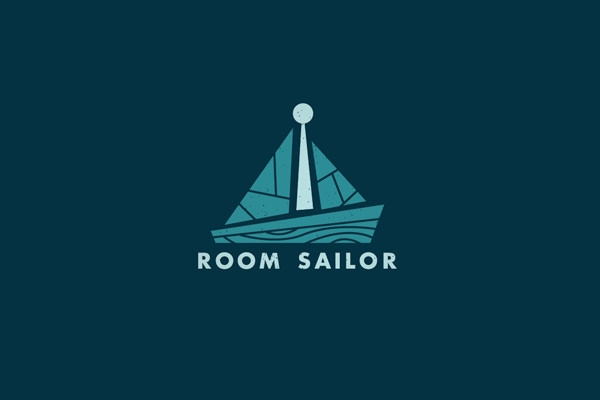 Room Sailor Logo Design