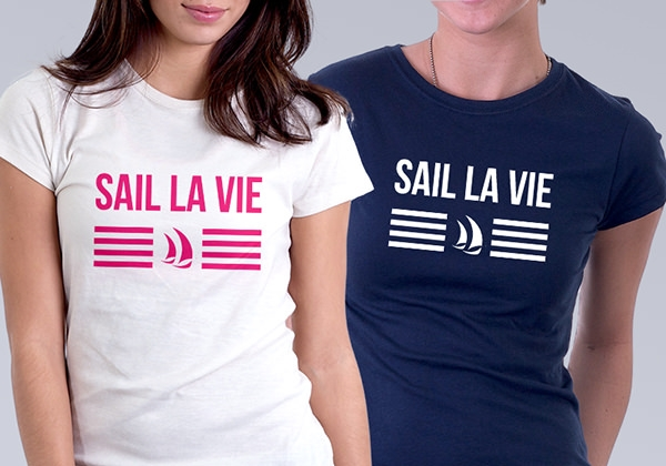 Sail La Ve Creative Logo