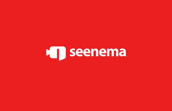 Seenema-Logo-Design