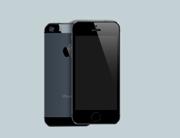 Stylish Looks iPhone 5s Mockupb